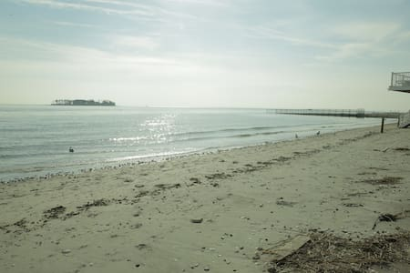 A beach place near Silver Sands Park #1 - Milford
