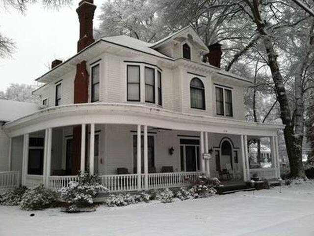 1888 historical antebellum style - Cartersville - Dom