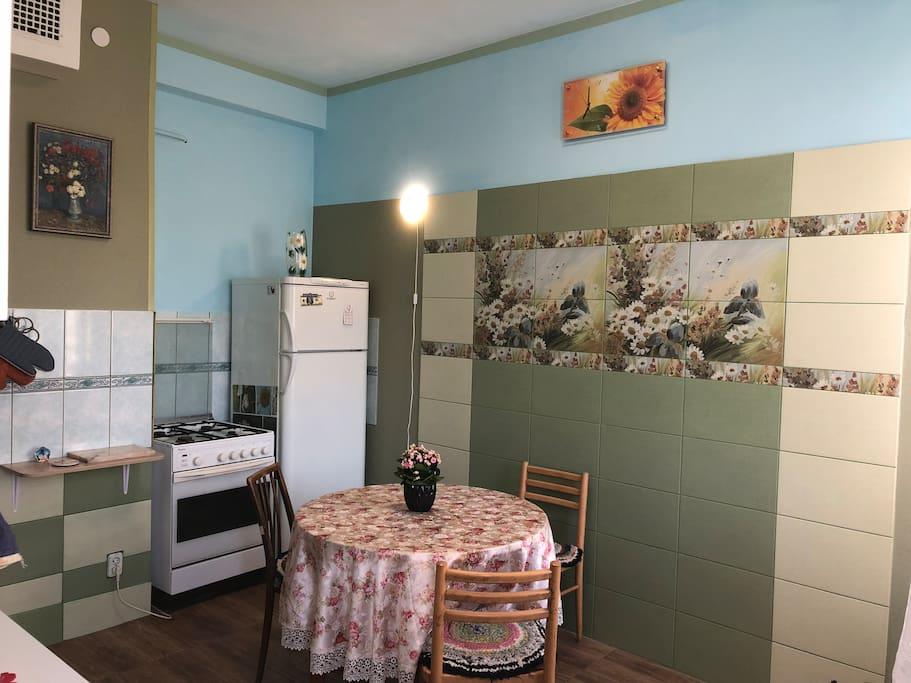 Кухня 10 кв.м