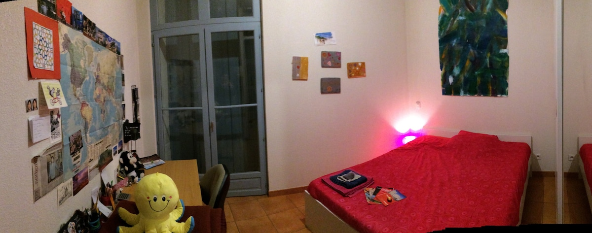 Chambre cosy dans apart classé proche gare et ctre apartments