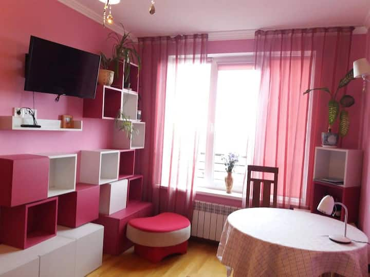 Lovely one bedroom flat. Welcome to LVIV!!!