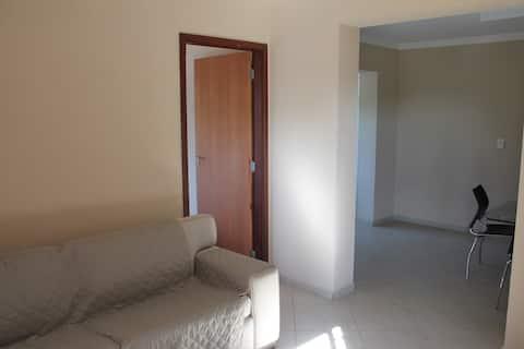 Chalé 02 quartos - Pousada Bela Vista