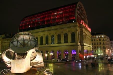 Appart en plein centre ville (hôtel de ville) - Lyon - Wohnung