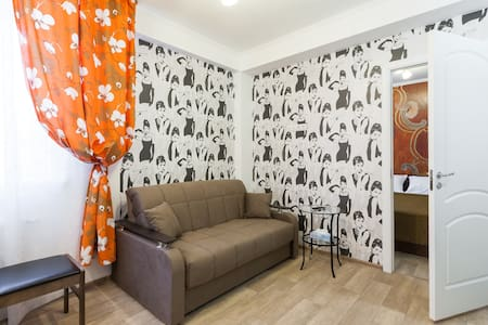Apart-Hotel Suite Close to Sheremetyevo 102 - Dolgoprudnyy - Boutique-hotelli