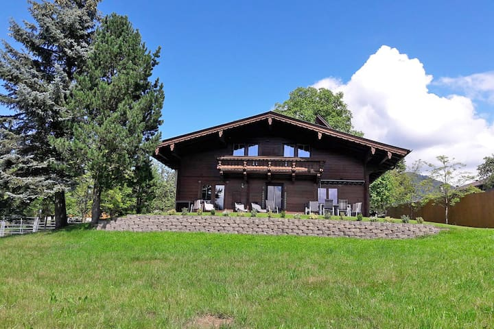 Chalet in Reith near Ski Area with free Alpbachtal  Card