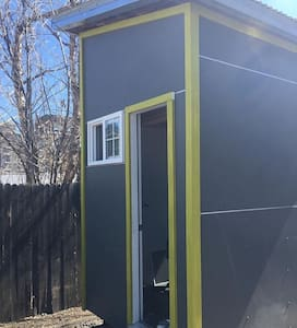 Stout House: Tiny House 4/20 friendly - Denver - Maison