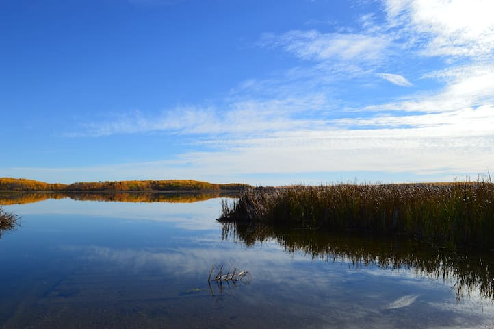 Fabulous lake getaway