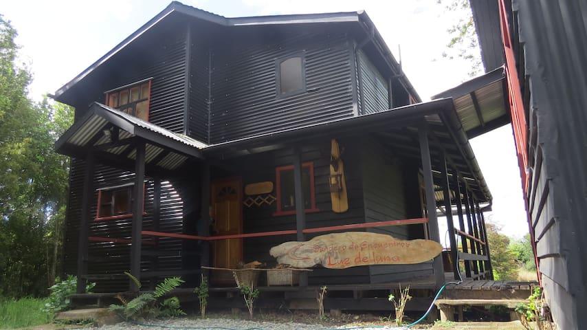 Casa Laguna de las Ranas