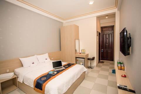 High beautiful double room
