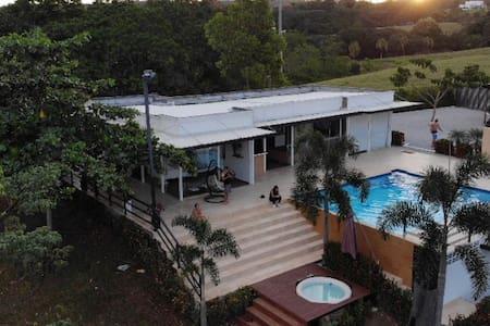 Espectacular cabaña en Doradal Antioquia