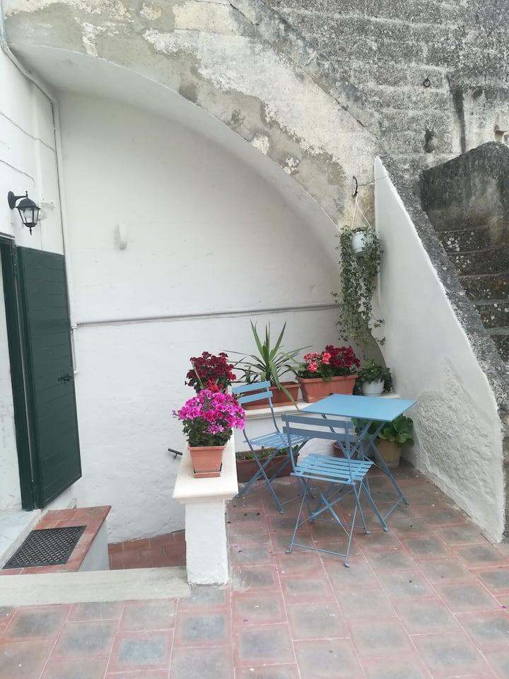 Casalnuovo 77 Apartment, casa signorile nei Sassi