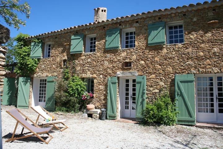 Mas provençal de charme au Castellet