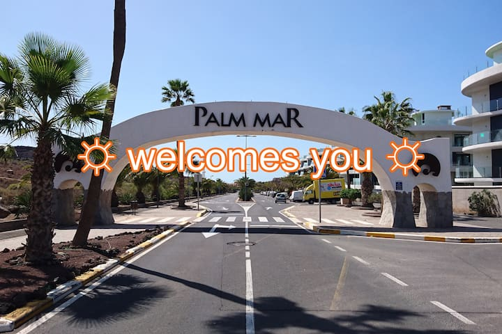 Apartment in Palm Mar :-) - Palm-Mar - Apartment