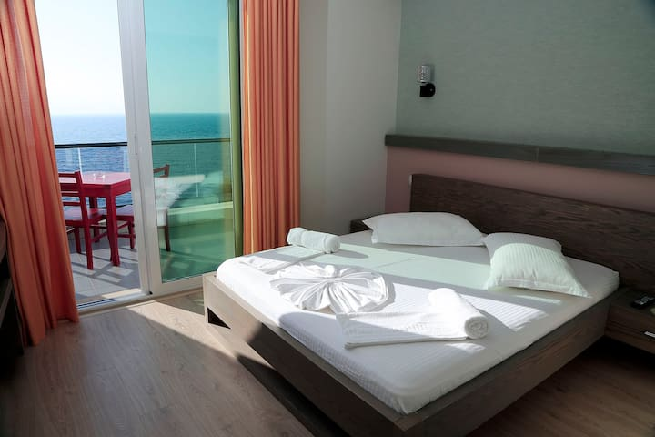 Two-Bedroom Suite with Sea View @ Hotel Picasso