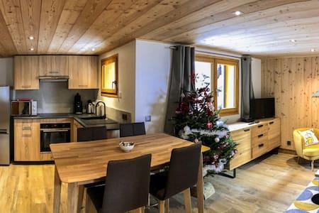 Magnifique appartement T3-60m2 Méribel centre