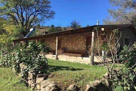Cabaña en la sierra, El Durazno Calamuchita