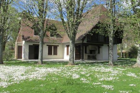 Maison de l'étang - Grosley-sur-Risle - Rumah tumpangan alam semula jadi