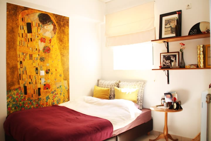 Cosy Apartment with two bedrooms - Pireas - Leilighet