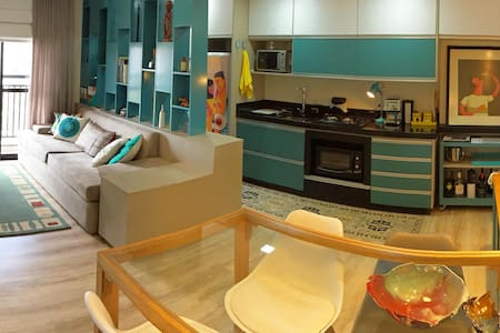 Excelente apartamento, ótimo local, com garagem