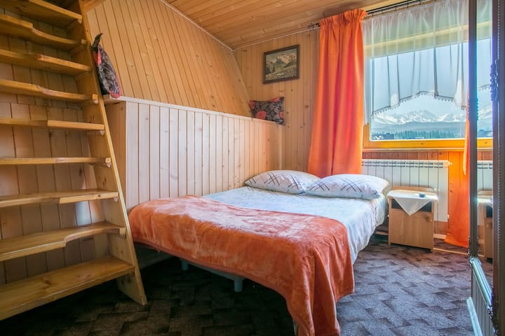 Room with beautiful view for TATRA - Murzasichle