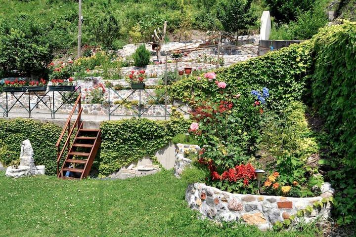 Appartamento vacanze Pontebba - zona tre confini
