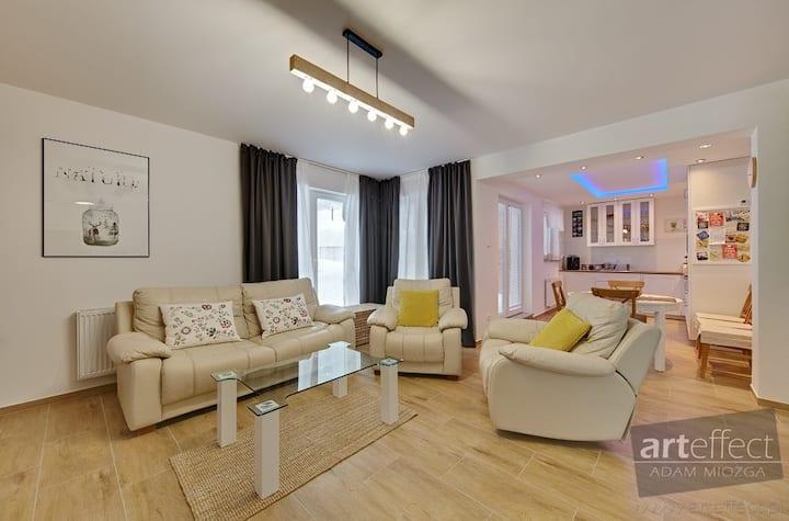 Apartamenty Sielankowo A1