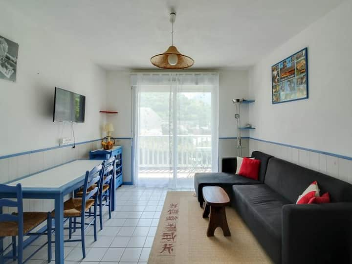 APPARTEMENT T3 POUR 4 PERSONNES RESIDENCE GYPAETES
