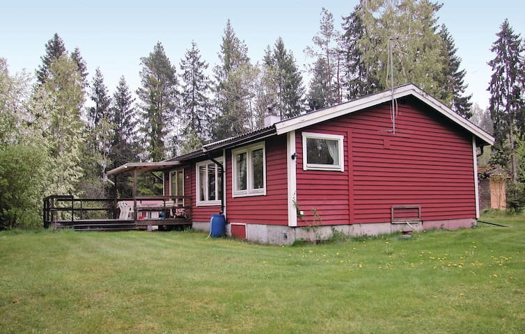 Holiday cottage with 3 bedrooms on 90 m² in Bergshamra