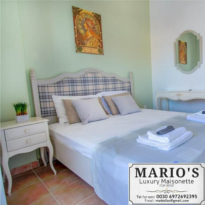 Mario's Comfort and Luxury Maisonette (Paradisos)