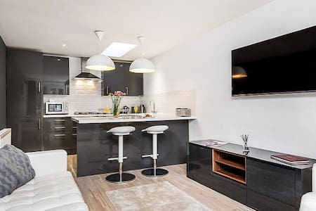 Gala, A chic 1 bedroom flat in Winchester
