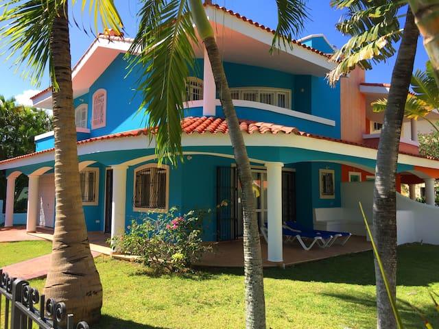 Villa Azul in Villas Bavaro IFA Hotel - Punta Cana - Talo