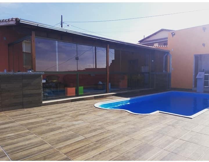 Fonseca's House - Casa de temporada e eventos.