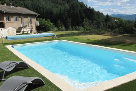 Prevencheres Bas 2 - Private villa + private pool