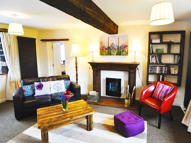 The Mill Cottage - Bickington - Daire