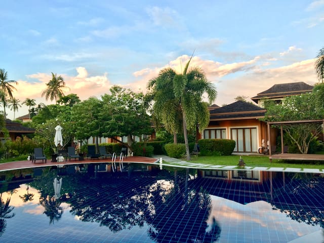 Villa Samba, Koh Yao Noi