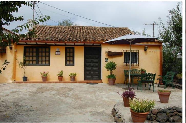 Encantadora casa rural - Vega de San Mateo - บ้าน