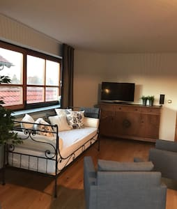 Stylish Apartment Munich South - Oberhaching