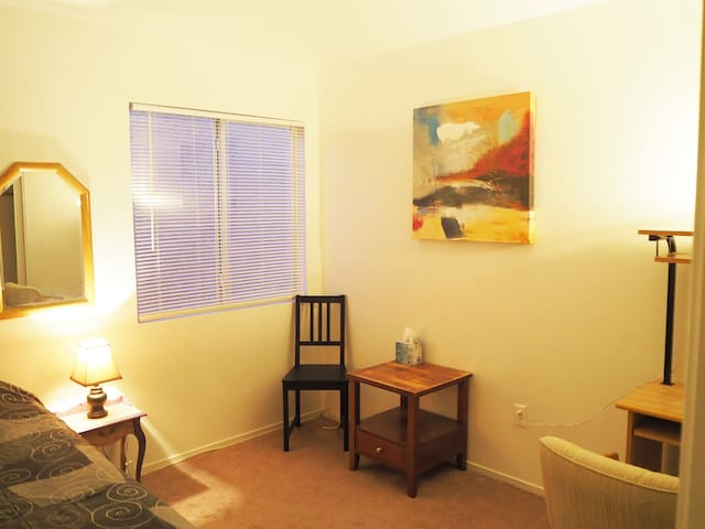 Swank Room in the Best Part of Town! 30 Day +