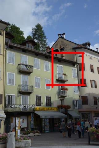 Palazzo storico a Fiera di Primiero - Fiera di Primiero - Apartment
