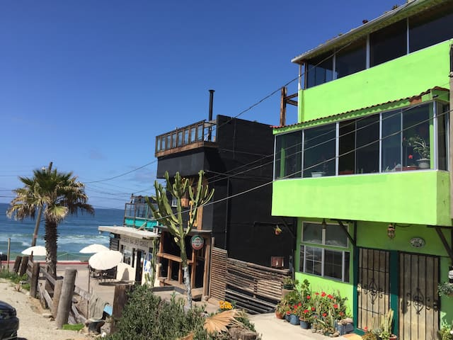 3rd Floor Ocean Front Apartment - Tijuana - Apartament