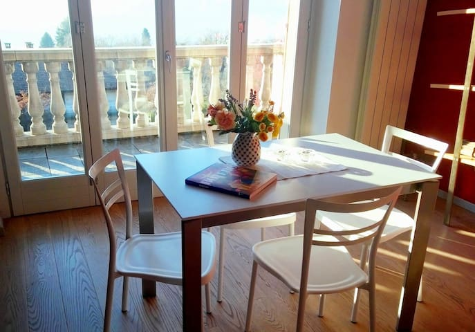 Suite Romantic Bocciola - apartment - Orta San Giulio - Apartment