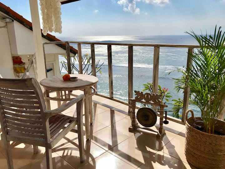 Bali Shack  Beach Room 2Ocean View Padang Padang