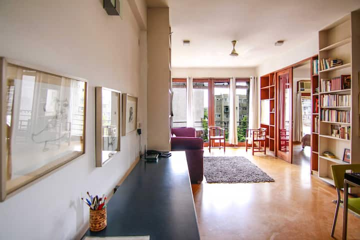 Studio Apartment in South Delhi