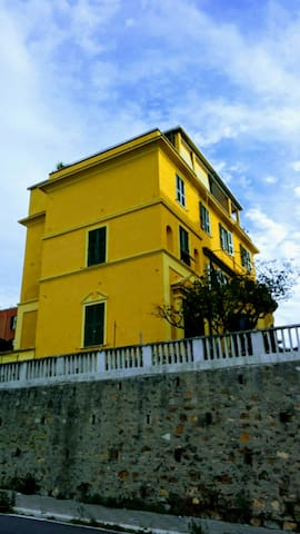 Appartment close to the Port - Civitavecchia