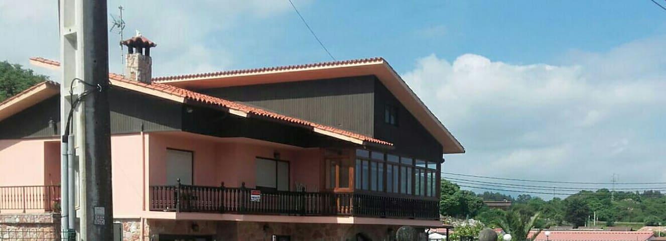 Casa grande de Borizuplaya.