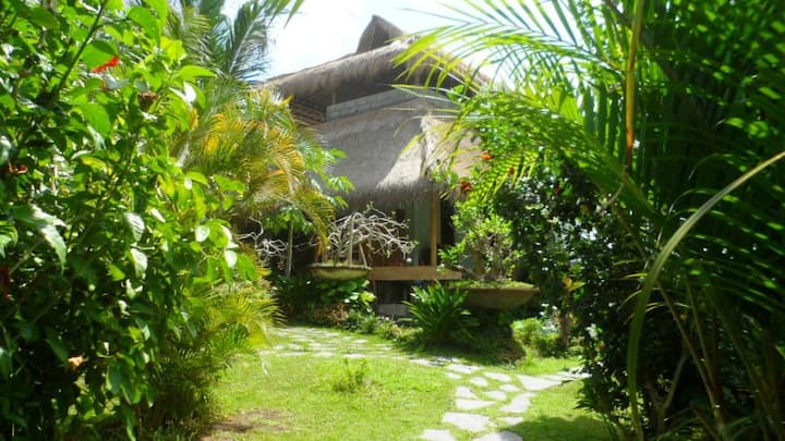 "Villa ""Bali Paradise"", 3 br, swimming pool, garden"