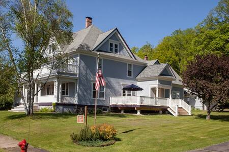 Suite Stay & breakfast in historic mining home - Rockland - Σπίτι