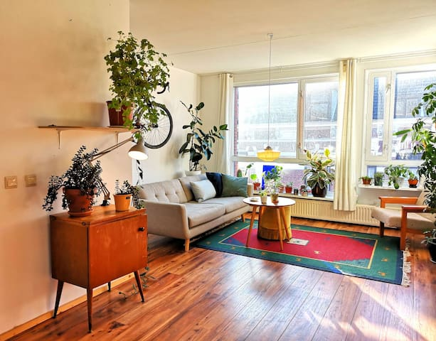 Stylish apartment in Central Rotterdam