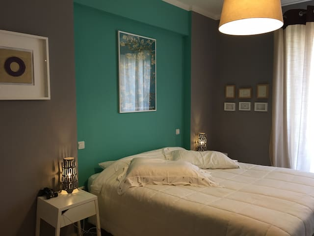 Comfortable, stylish & cozy apartment - Patras - Wohnung