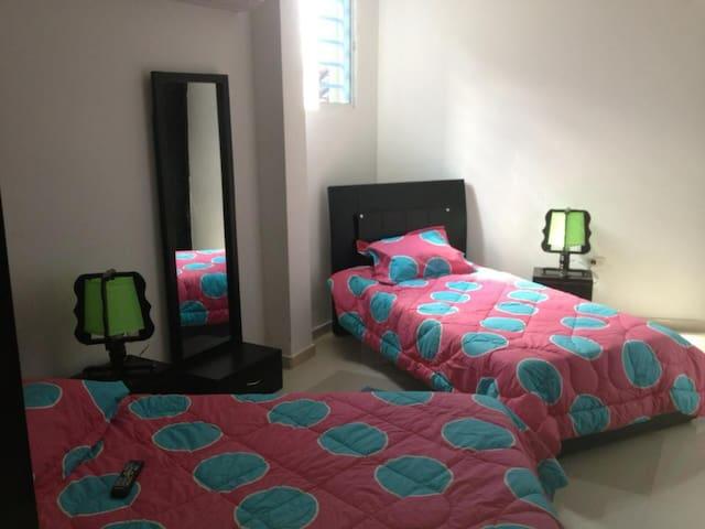 Apartamentos Cómodos y Amoblados en Santa Marta.